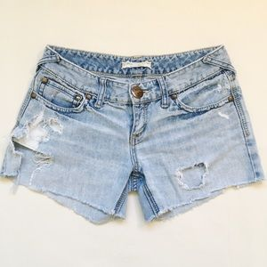 Free People - Jean Shorts